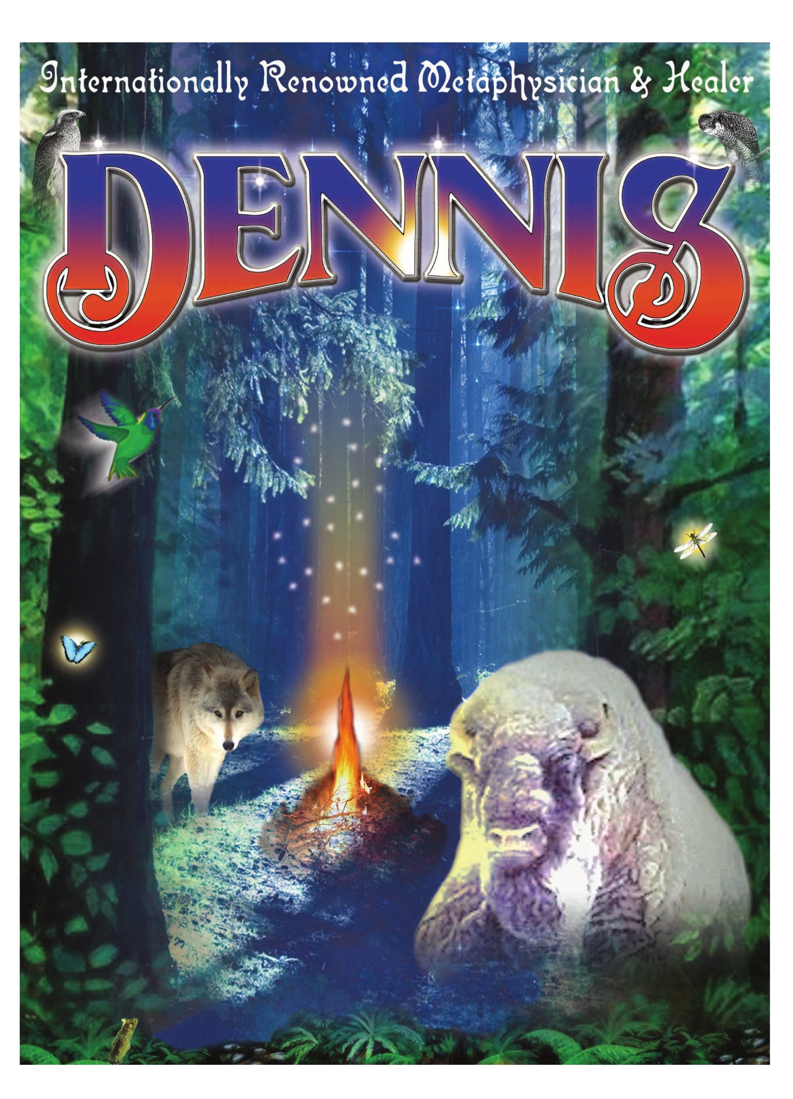 Welcome to Psychic Dennis Morley
